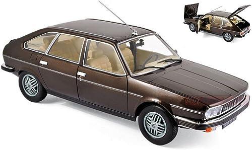 ahorra 50% -75% de descuento NOREV NV185271 Renault 30 30 30 TX 1981 Bronze 1 18 MODELLINO Die Cast Model  barato en alta calidad