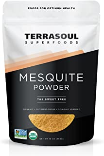 organic mesquite
