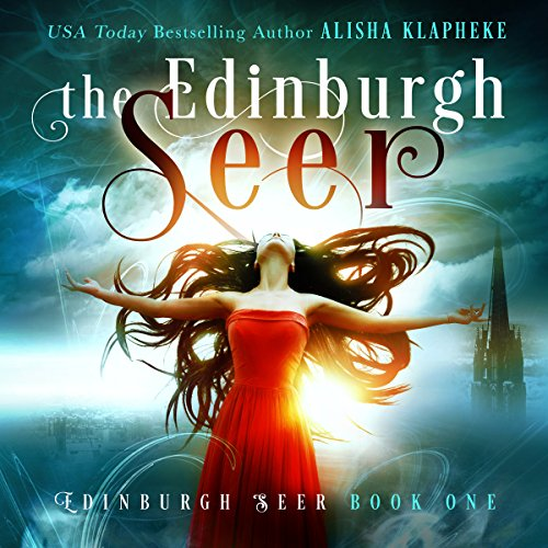The Edinburgh Seer audiobook cover art