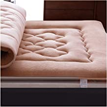 Tatami Mattress, Comfortable Mattress Collapsible mat Household Student Dormitory Floor Mat Pad Thick 5 cm,90x200cm/35x79inch