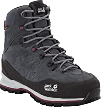 Jack Wolfskin Wilderness Xt Texapore Mid Women's Waterproof B1 Rated Mountaineering Boot