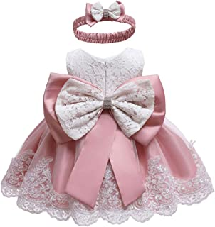 Jup'Elle Little Baby Girl Dress Flower Ruffles Party Wedding Pageant Princess Dresses