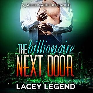 The Billionaire Next Door audiobook cover art