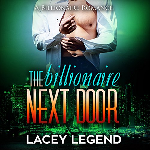 The Billionaire Next Door audiobook cover art