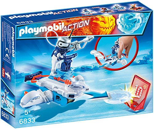 Playmobil 6833 - Icebot mit Disc-Shooter