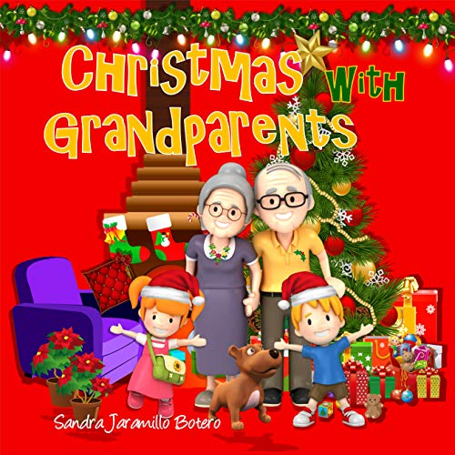 Christmas with Grandparents (English Edition)