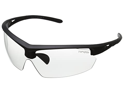 Tifosi Optics Talos Fototec Matte Black Running Sunglasses 8498185
