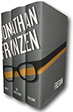 Rare Jonathan Franzen Custom Gift Set New Hardbacks of Purity & Corrections & Freedom