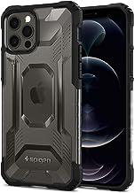 Spigen Nitro Force Back Cover Case for iPhone 12 iPhone 12 Pro Matte Black