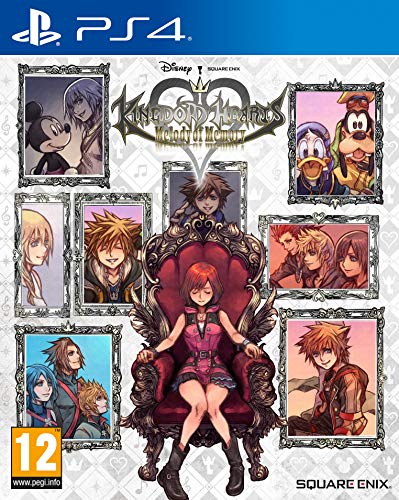 Kingdom Hearts Melody of Memory (PS4)