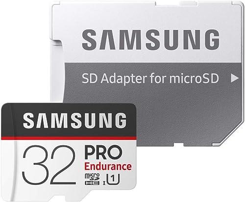 Samsung Carte mémoire Micro SD 32 Go MB-MJ32GA/EU