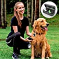 GPS Dog Tracker Real Time Tracking Collar APP Control Activity Monitor for Dogs Pets (ONLY for iOS)(Android Available (Controller+Tracker)