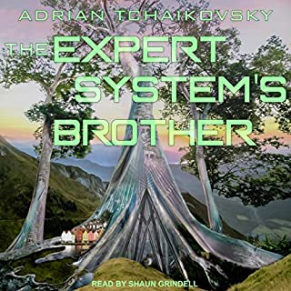 The Expert System's Brother audiobook cover art
