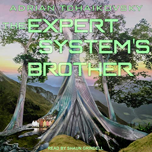 The Expert System's Brother  By  cover art