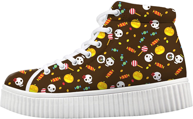 Halloween Grimace Pumpkin Easy-to-use Skull Candy fo Lollipop Wedge Wholesale Sneakers