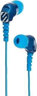 【国内正規代理店品】 SCOSCHE ノイズアイソレーションイヤホン Blue noise Isolation Earbuds HP200BL