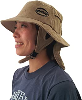 airSUP Bucket Hat for Stand Up Paddle Surf & Sun Protection Wide Brim Fast Drying Polyester