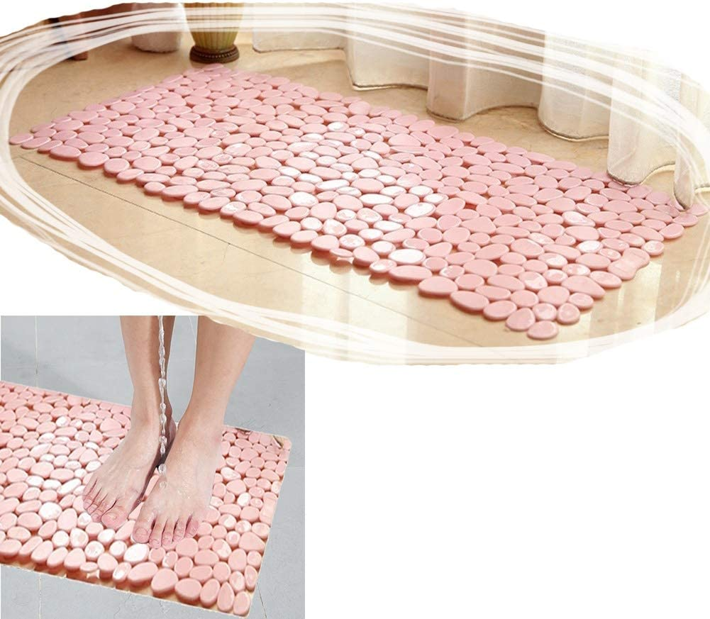 All items free shipping XXIOJUN Non-Slip Shower Mat PVC Cup Waterproof Suction OFFicial Powerful
