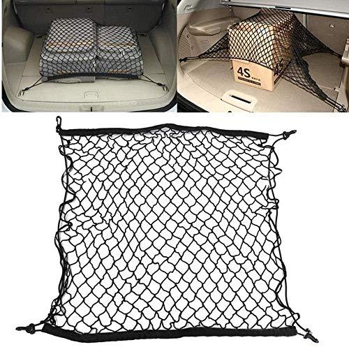 Hcxh-Auto-Netz, Gepäcknetz, Flexible Nylon hintere Ladegepäckaufbewahrung Netz, Haustier Zaun net, Hundezaun, Auto Zaun