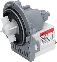 Ablaufpumpe Pumpe 80 Watt Hanning Waschmaschine wie Miele Bauknecht 481236018378
