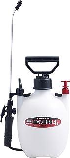 工進(KOSHIN) 蓄圧式 噴霧器 タンク 4L ミスターオート HS-401E 1段 ノズル 噴口 1個 防除 消毒 散布