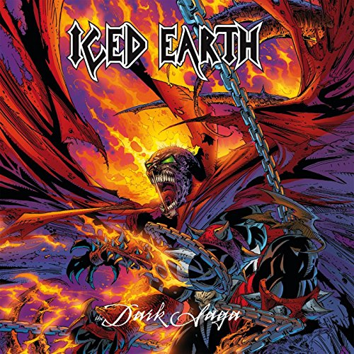 Iced Earth: The Dark Saga (Re-Issue 2015) (Audio CD (Re-Issue))
