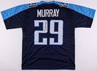 DeMarco Murray Signed Tennessee Titans Jersey (JSA)