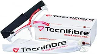 (White) - Tecnifibre Eye Protection Glasses