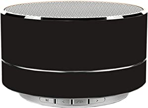 $39 » Portable Wireless Bluetooth Speaker with AUX Line,TF Card,HD Sound and Bass for iPhone Ipad Android Smartphone and More (B...