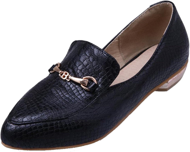 FizaiZifai Women Casual Flats Pump shoes