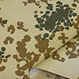 TOLKO Camouflage Stoff aus 770dtex Cordura Nylon |
