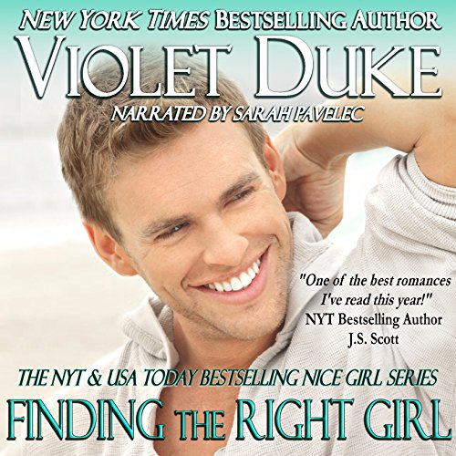 Finding the Right Girl audiobook cover art