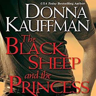 The Black Sheep and the Princess audiobook cover art