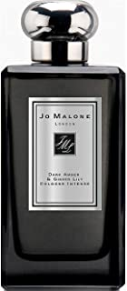 Jo Malone Dark Amber & Ginger Lily For Unisex -Eau de Cologne,100 ml-