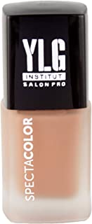 YLG SPECTACOLOR Salmon Tips Matte, Nude, 9 ml