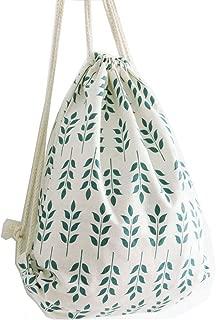 Gym Sack Bag Drawstring Backpack Sport Bag for Men & Women School Travel Backpack