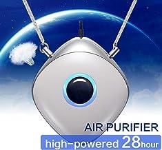 Proud Panda Personal Air Purifier,Travel Mini Portable Air Purifier,Negative Ion Purifier, Necklace Wearable for Both Kids...