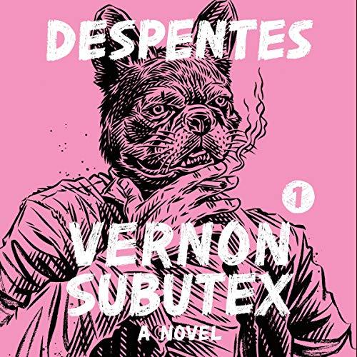 Vernon Subutex 1 audiobook cover art