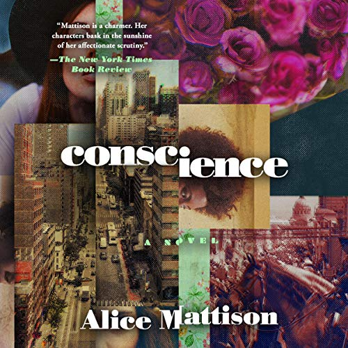 Conscience audiobook cover art