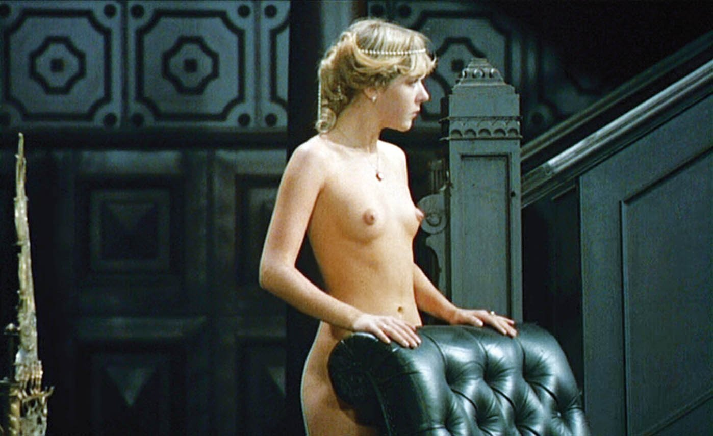Anne Bennent  nackt