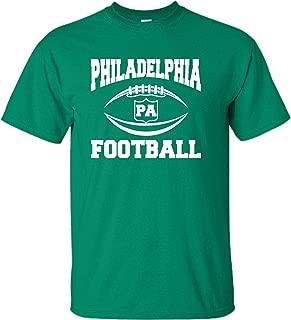 Go All Out Adult Philadelphia Football T-Shirt