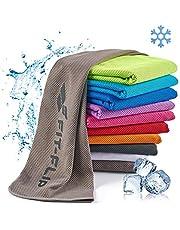 Toalla de enfriamiento Toalla de Microfibra para Deporte o Toalla fría – Cooling Towel para Fitness, Deporte, Viajes, Yoga