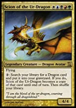Magic: the Gathering - Scion of the Ur-Dragon - Time Spiral