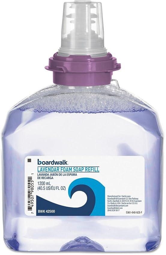 おとうさん違う高齢者ラベンダーFoam Soap、クランベリー香り、1200?mlリフィル、