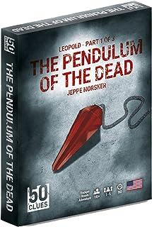 Black Rock 50 Clues Part 1: The Pendelum of the Dead