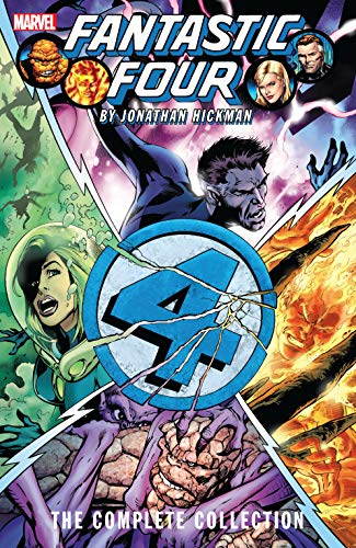 Fantastic Four by Jonathan Hickman: The Complete Collection Vol. 2 (Fantastic Four (1998-2012)) (English Edition)
