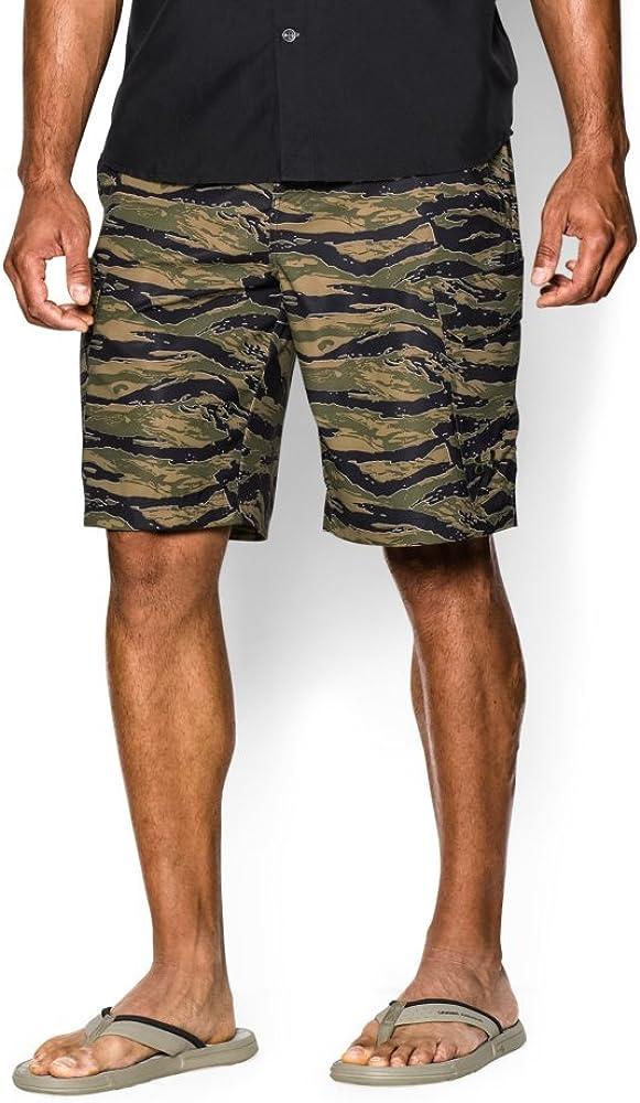 Under Armour Mens Fish Hunter Cargo Shorts