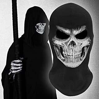 grim reaper face mask