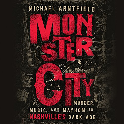 Monster City cover art