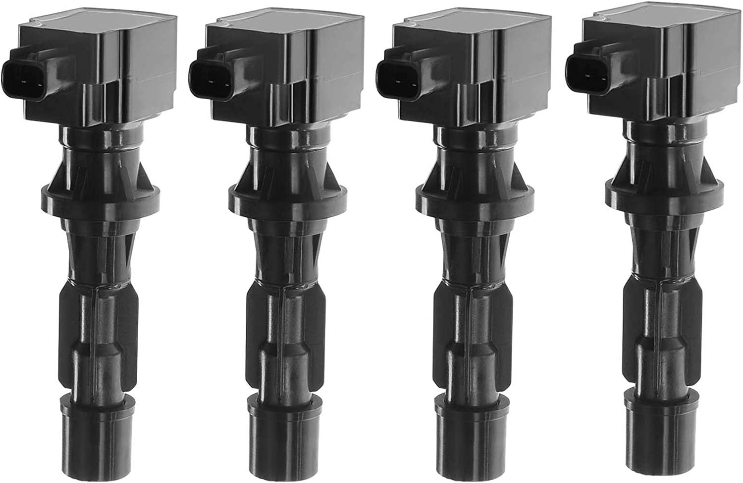 1 year warranty Limited Special Price A-Premium Ignition Coil Pack Compatible with Fusion Mercury Ford